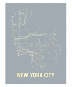 LinePosters-NYC-poster