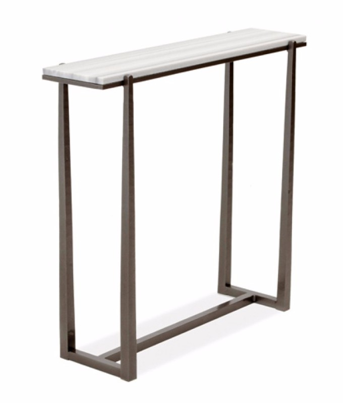 Charleston Forge Cooper Console BeyondBlue Interiors Raleigh - Cooper end table