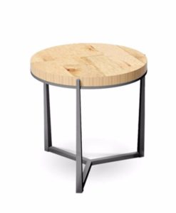 Charleston-Forge-Cooper-round-end-table