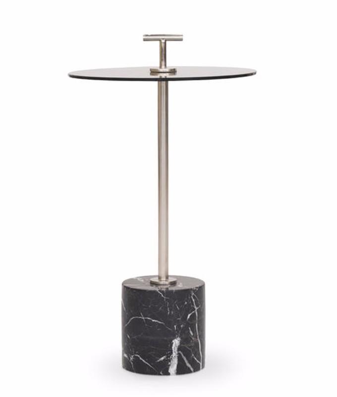 Handler Side Table Black