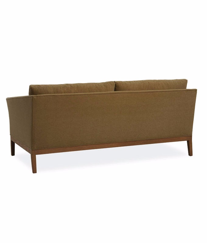 Lee Industries 1423 11 Apartment Sofa Back View