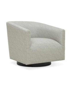Mitchell Gold + Bob Williams Cooper Studio Full Swivel Chair